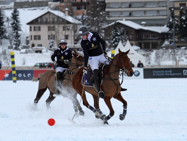 2015 Snow Polo World Cup All Set
