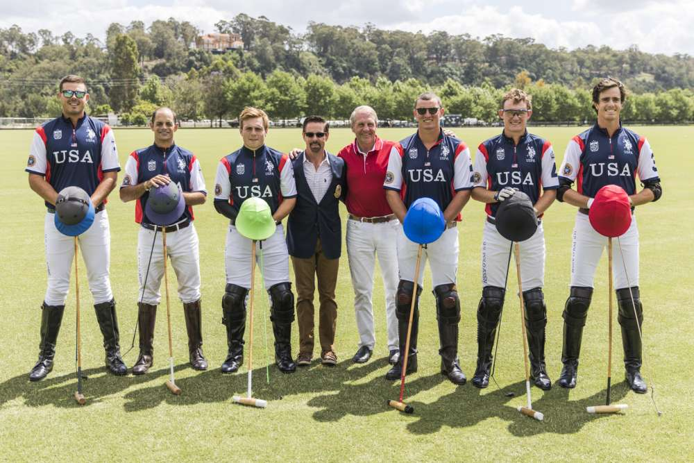 2017 XI FIP WORLD POLO CHAMPIONSHIP SYDNEY OFF TO AN EXCITING START